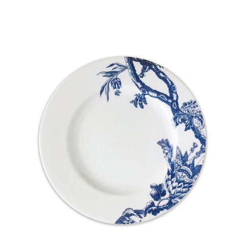 Caskata Arcadia Blue Rimmed Salad