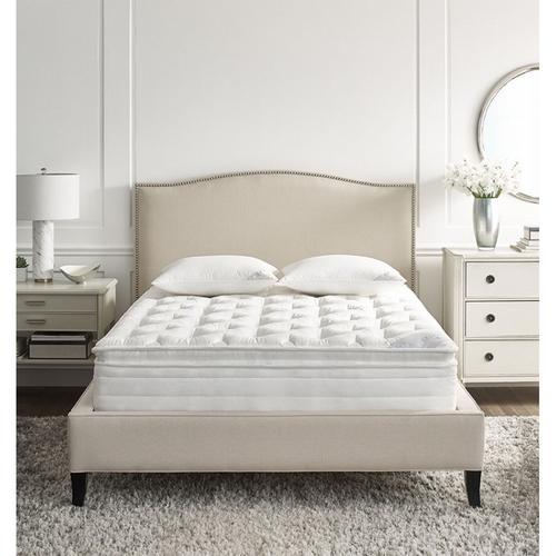 "Sferra Sonno Notte Low-Profile Pillow Top Mattress, 5"" Foundation"
