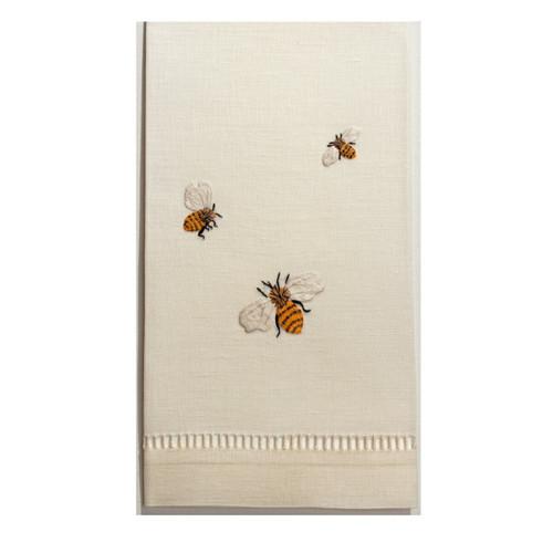 Henry Handwork Bee Guest Towel