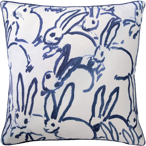 Ryan Studio Hutch Navy Decorative Pillow