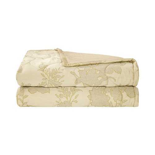 Yves Delorme Leonor Quilted Coverlet