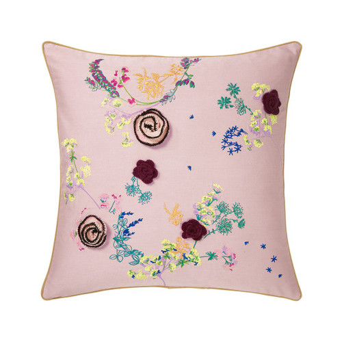 Yves Delorme Herba Decorative Pillow