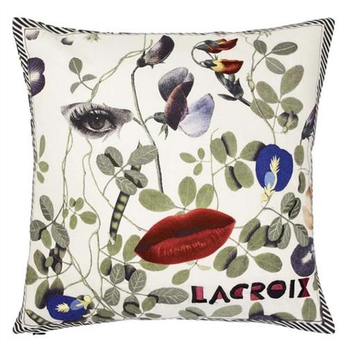 Designers Guild Christian Lacroix Dame Nature Decorative Pillow