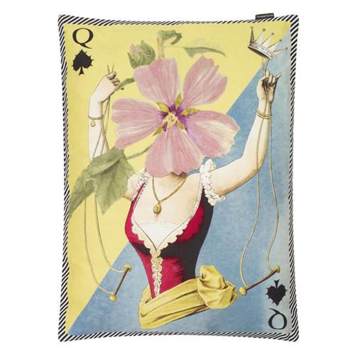 Designers Guild Christian Lacroix Madame Fleur Decorative Pillow