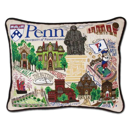 Catstudio University of Pennsylvania Pillow