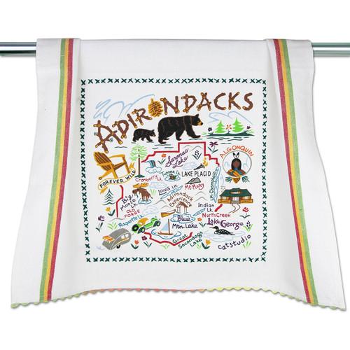 Catstudio Adirondacks Dish Towel