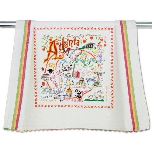 Catstudio Atlanta Dish Towel
