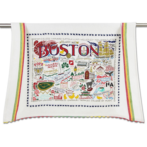 Catstudio Boston Dish Towel