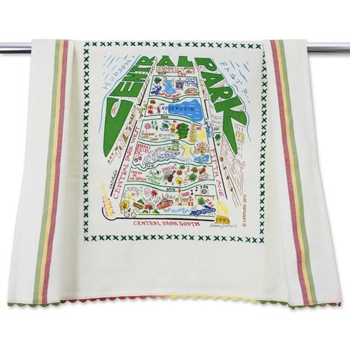Catstudio Central Park Dish Towel