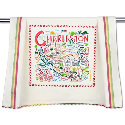 Catstudio Charleston Dish Towel