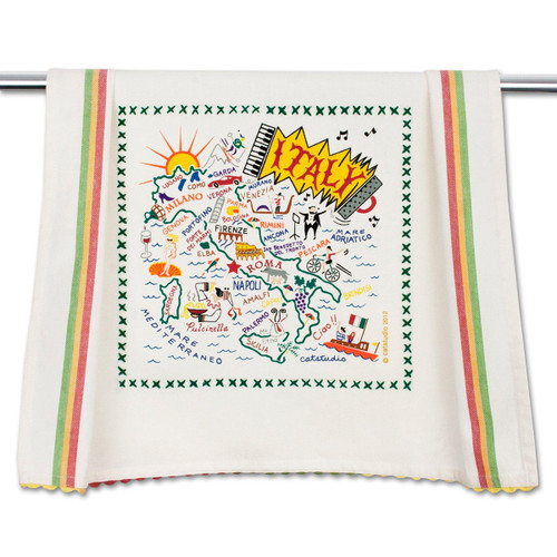 Catstudio Italy Dish Towel