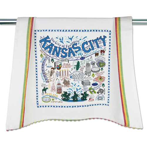 Catstudio Kansas City Dish Towel