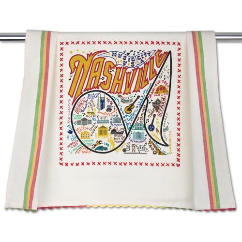 Catstudio Nashville Dish Towel