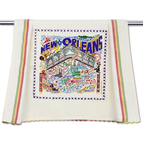 Catstudio New Orleans Dish Towel