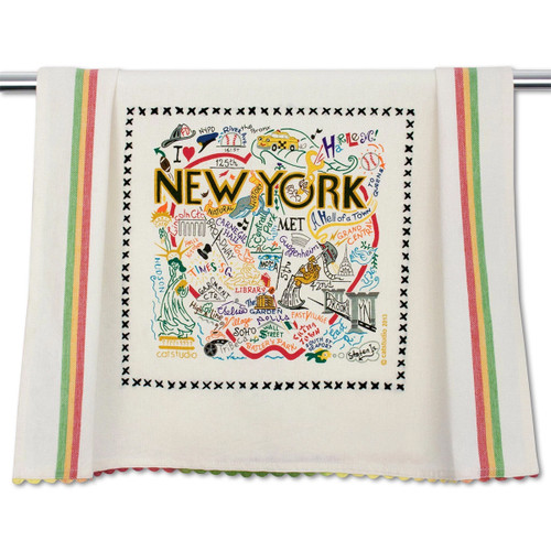 Catstudio New York City Dish Towel