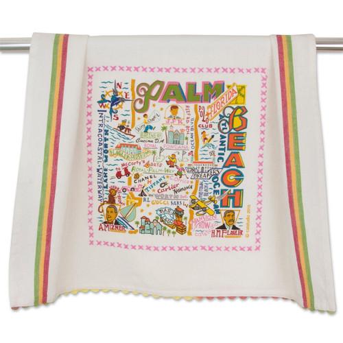 Catstudio Palm Beach Dish Towel