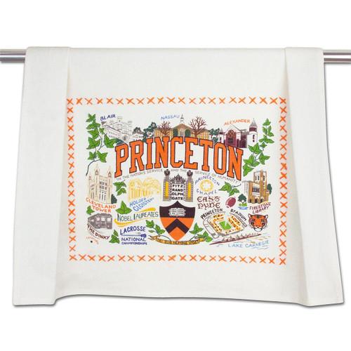 Catstudio Princeton University Collegiate Dish Towel