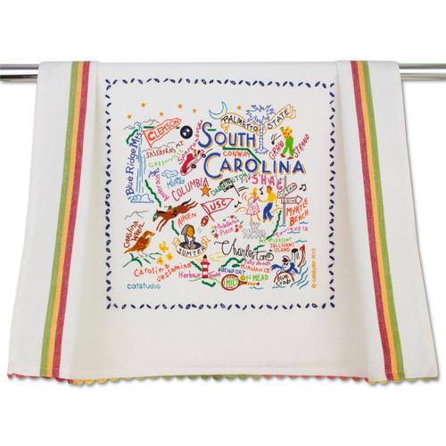 Catstudio South Carolina Dish Towel