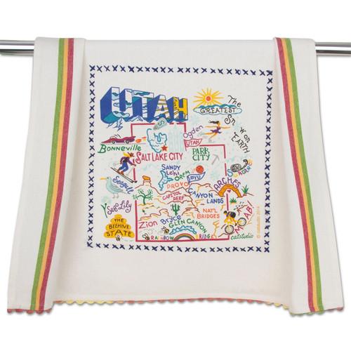 Catstudio Utah Dish Towel