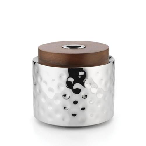 Mary Jurek Sierra Collection Ice Bucket with Wood Lid