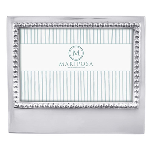 Mariposa Beaded 4 x 6 Statement Frame