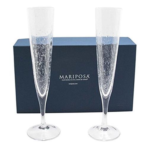 Mariposa Bellini Champagne Flute - Set of 2