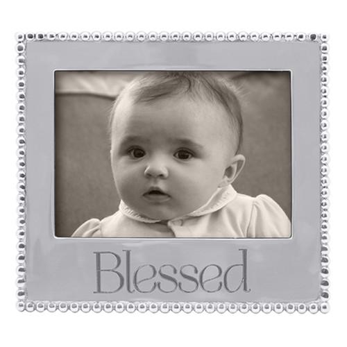 Mariposa 5 x 7 Blessed Beaded Frame