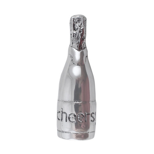 Mariposa Champagne Bottle Napkin Weight