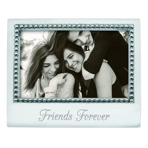 Mariposa 4 x 6 Friends Forever Beaded Frame