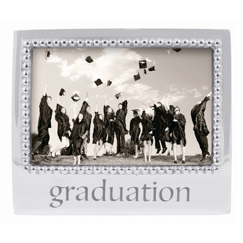 Mariposa 4 x 6 Graduation Beaded Frame