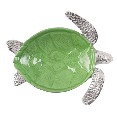 Mariposa Green Sea Turtle Dip Dish