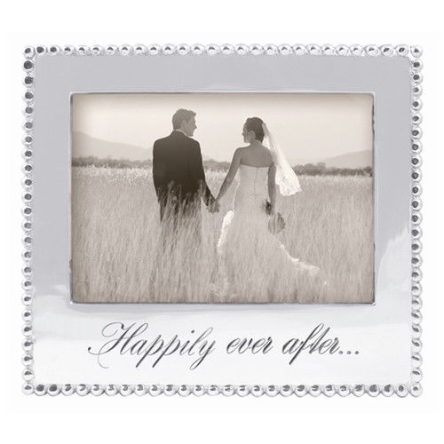 Mariposa 5 x 7 Happily Ever After Beaded Frame