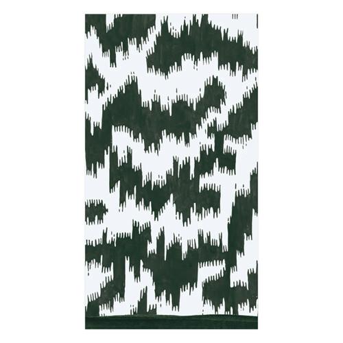 Caspari Modern Moire Guest Towel - 15 Per Package