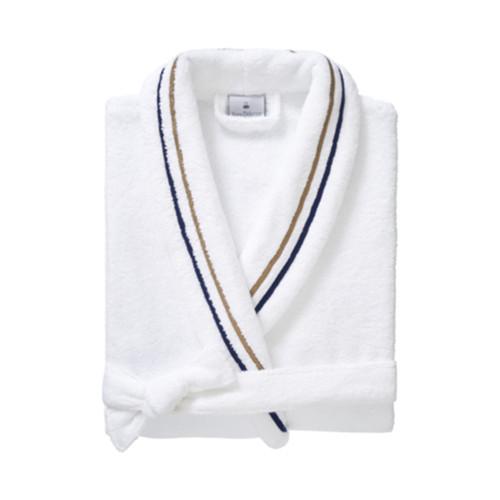 Yves Delorme Escale Shawl Collar Bath Robe