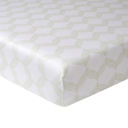 Yves Delorme Riviera Fitted Sheet