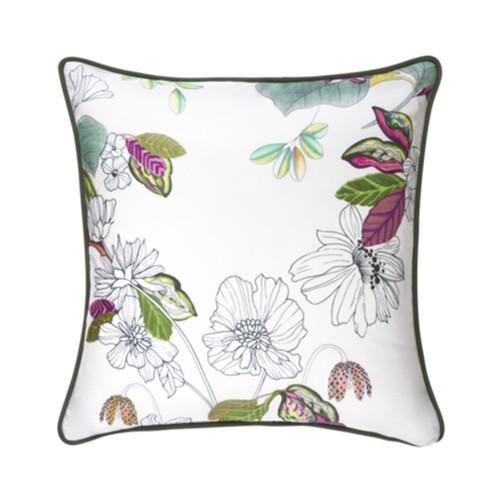 Yves Delorme Riviera 18x18 Decorative Pillow