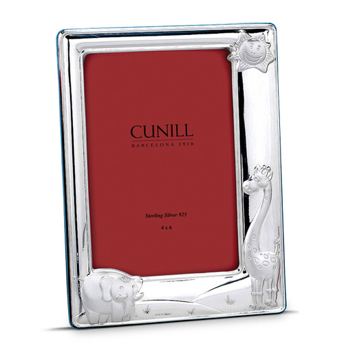 Cunill Baby Zoo 4x6 Frame