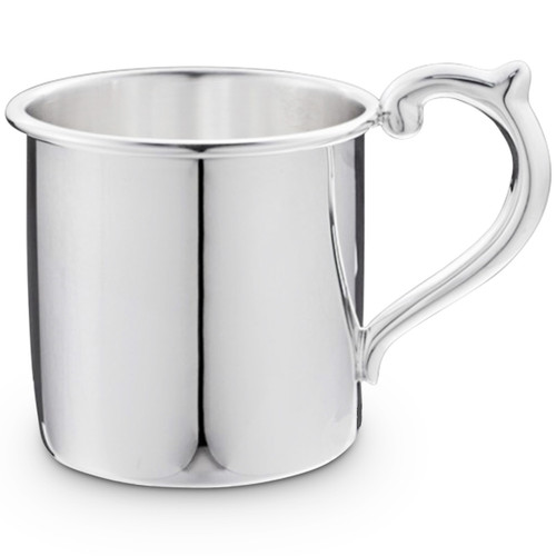Cunill Sterling Silver Plain Silver Baby Cup