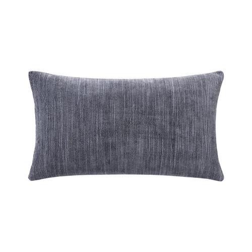Yves Delorme 18x18 Iosis Zanzibar Grenat Decorative Pillow
