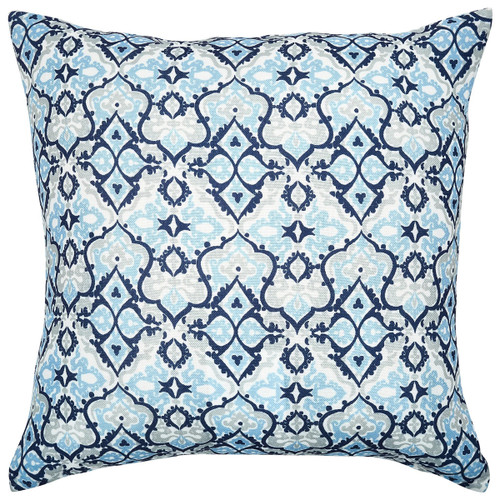John Robshaw 22 x 22 Asama Outdoor Pillow with Insert