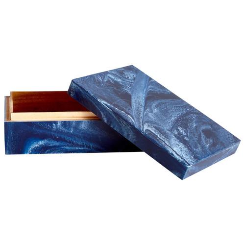 John Robshaw Atapi Marble Resin Box