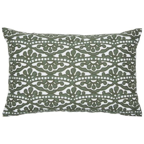 John Robshaw 12 x 18 Canda Decorative Pillow with Insert