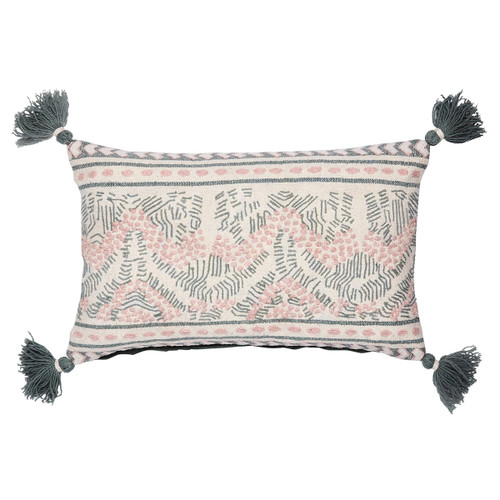 John Robshaw 12 x 18 Kolaka Deorative Pillow with Insert