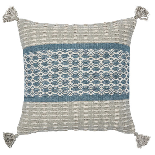 John Robshaw 26 x 26 Midda Euro Decorative Pillow with Insert