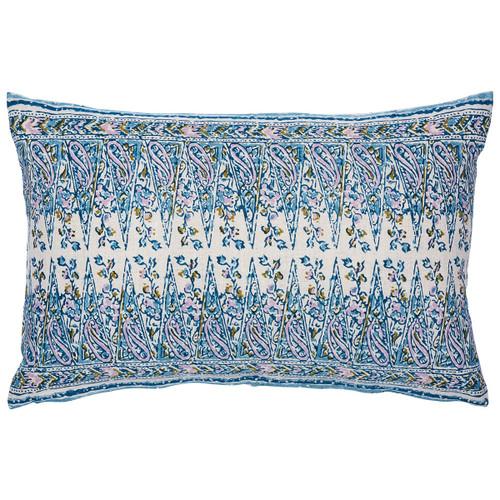 John Robshaw 12 x 18 Sevati Dcorative Pillow with Insert