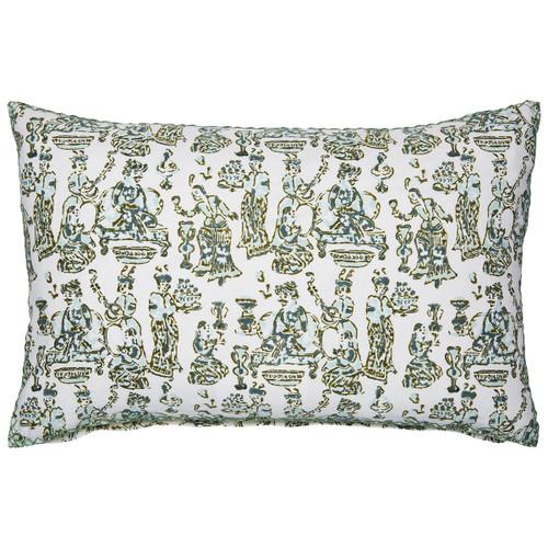 John Robshaw 12 x 18 Uluka Decorative Pillow with Insert