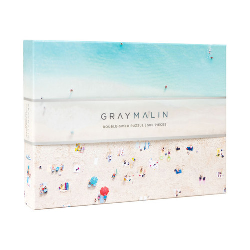 Gray Malin 500 Piece Puzzle Double Side