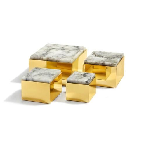Rablabs Alabaster Brass Scatola Box