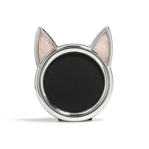 Rablabs Rose Quartz Silver Bambina Cat Children'S Frame