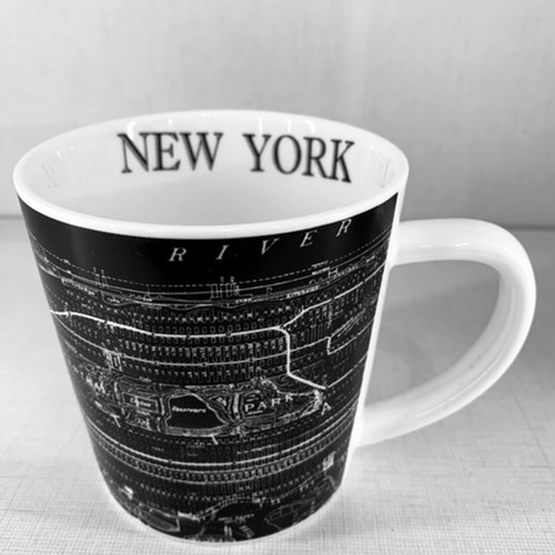 Caskata New York Collection Mug